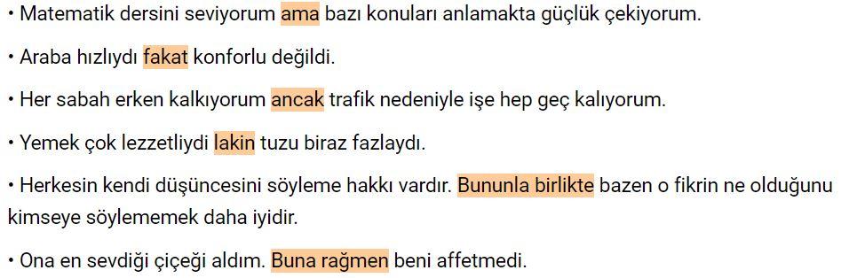 6. Sınıf Türkçe Ders Kitabı Ekoyay Yayınları Sayfa 79 Cevabı